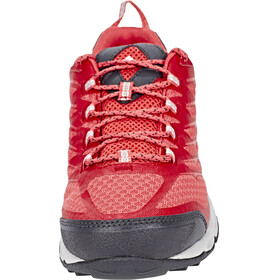 Columbia Ventrailia II Outdry Shoes Women Sunset Red/White